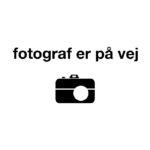 fotograf på vej