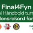 Final4Fyn – støt fynsk tophåndbold